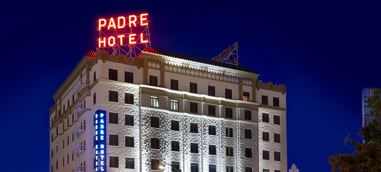 The Padre Hotel Bakersfield CA | Hotels in Bakersfield