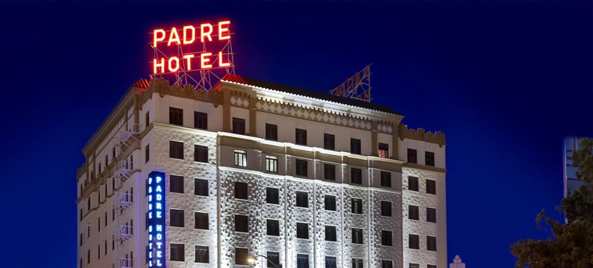 The Padre Hotel Bakersfield Ca Hotels In Bakersfield